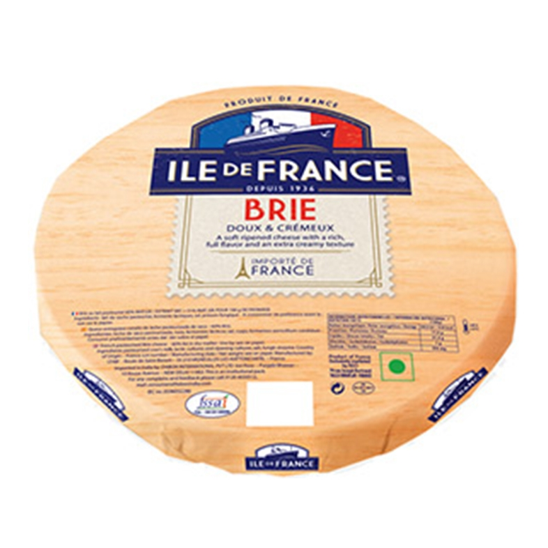 Brie Coupe